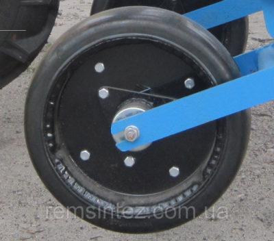 Копирующее колесо КРН в сборе со ступицей