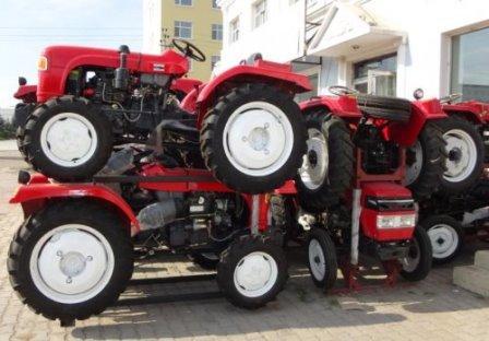 На Херсонщине запустят производство Китайских тракторов