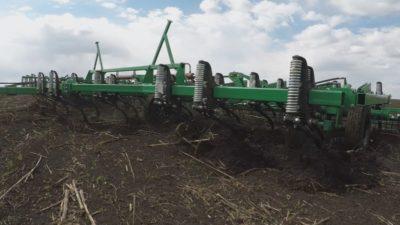 культиватор сплошной обработки crop