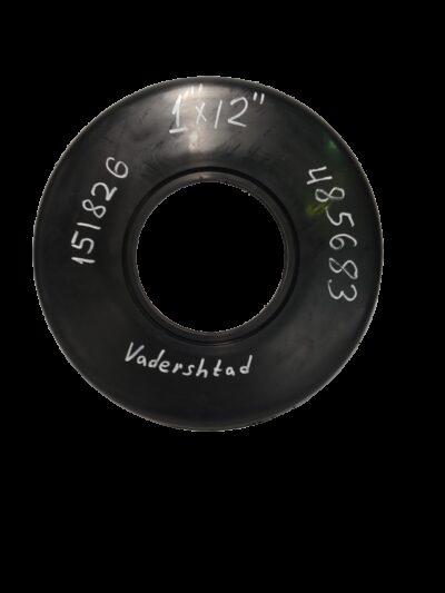 """Шина (бандаж) атмосферного давления прижимного колеса 1""""х12"""""""