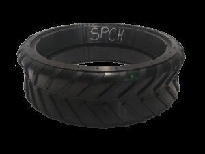 Бандаж колеса прикатки  СПЧ 390х120х44 мм-1