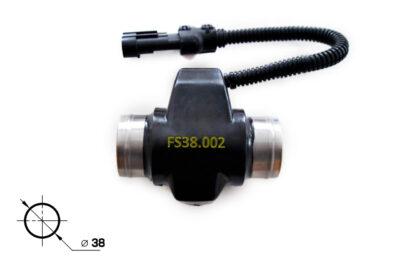 Датчик высева семян  RECORD FS25, Ø25, (диаметр 25 мм.)